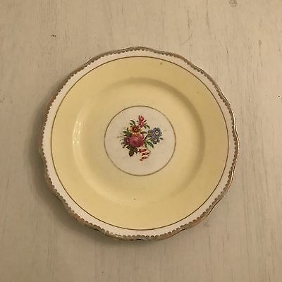Vintage Grosvenor Bone China Saucer
