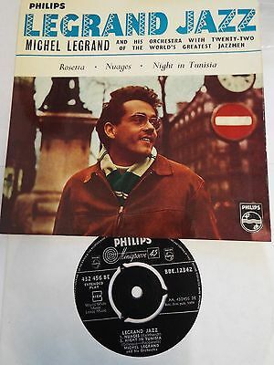 "LEGRAND JAZZ  - MICHEAL LEGRAND - 7"" Vinyl"