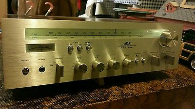 Akai AA-1020 Receiver Amplifier with Phono Stage