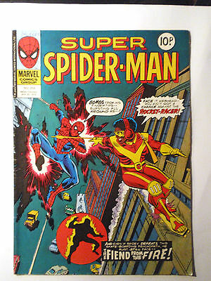 Super Spider-Man #259 - Marvel UK (United Kingdom) aus dem Jahr 1978 - Vintage!!