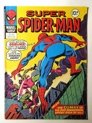 Super Spider-Man #292 - Marvel UK (United Kingdom) aus dem Jahr 1978 - Vintage!!