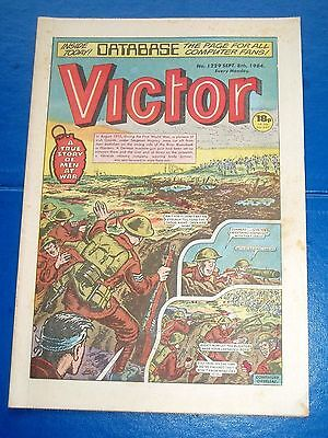 Irish Guards In Flanders  Ww1  Cover Story  Victor  Comic  1984
