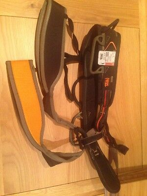 Used Petzl Climbing Harness Large