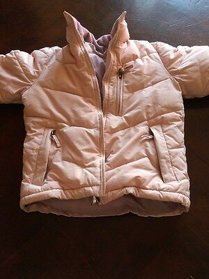 Peter Storm Pink Girls Coat Age 10