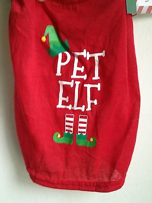 Christmas Outfit For Your Pet, SIZE XS