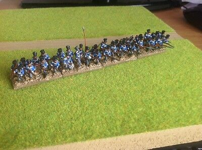 15mm 18mm Napoleonic Prussian Infantry X 32