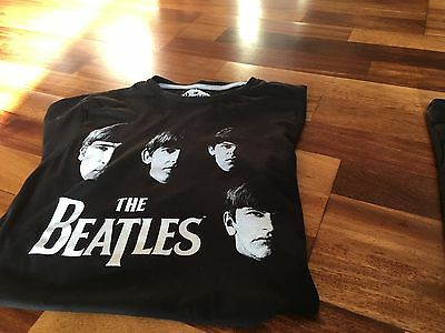 The Beatles T Shirt size small