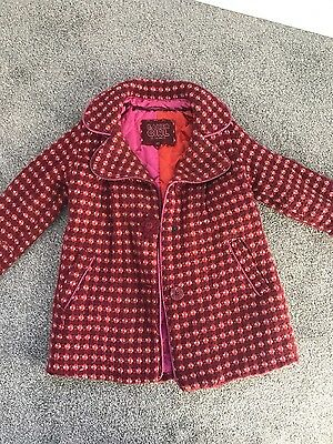 Girls Ted Baker Coat age 2-3