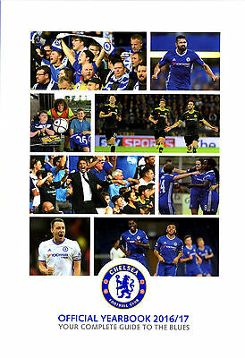 Official Chelsea 2016/17 Yearbook