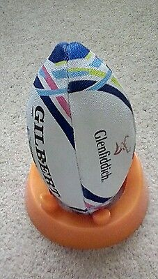 Glenfiddich Mini Rugby Ball  World Cup 2015 - Stocking filler - Secret Santa