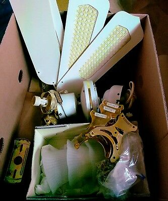 ceiling fan light good working order, used but complete