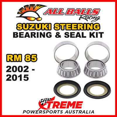 22-1006 Suzuki RM85 RM 85 2002-2015 Steering Head Stem Bearing Kit