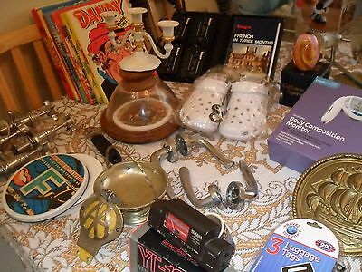 Job Lot Car Boot Items Mixed