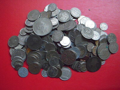1 Kilo Of Foreign Coins******please See All Photos********