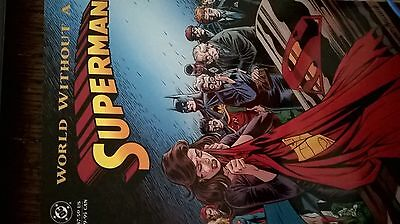 World Without A Superman - DC Comics Graphic Novel Collection - Paperback