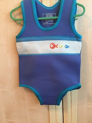 12-24 Months Baby Wetsuit
