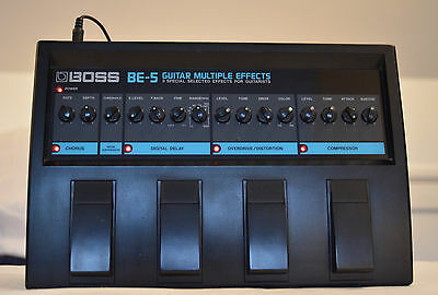 Boss BE-5 Multi Effects for Guitar