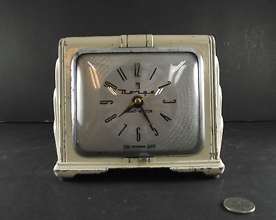 Vintage Deco Electric Clock Norge Addison Night Watch Defrost Assembly Toronto