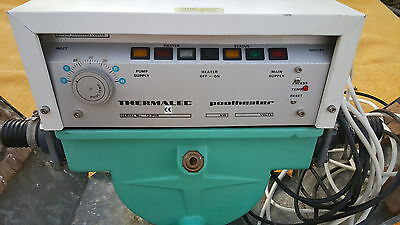 Thermalec Electric Swimming Pool /Pond Heater 3kw USED