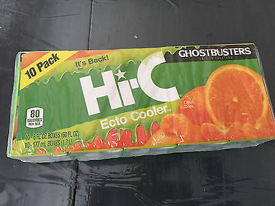 Ecto Cooler 10 pack reissue