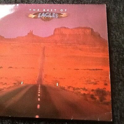 The Best Of The Eagles Vinyl Lp Lc 2648