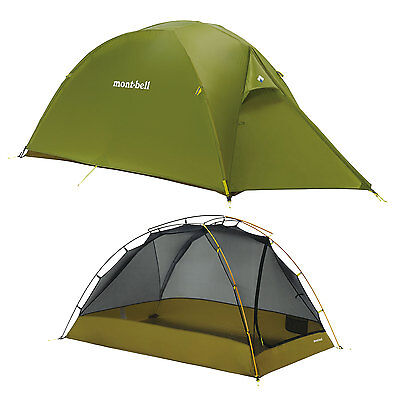 Montbell Thunderdome 2 Backpacking Tent