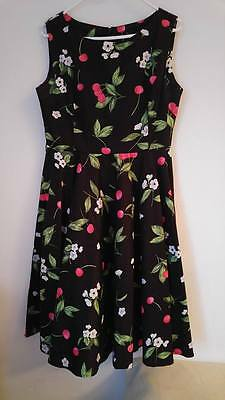 Robe rétro Pin-Up, Rockabilly. Taille M