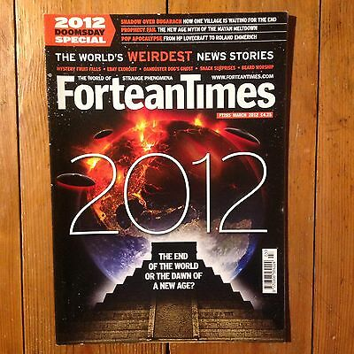 Fortean Times Magazine - March 2012 (Paranormal, Unexplained, UFO's, Ghosts)