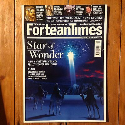 Fortean Times Magazine - January 2011 (Paranormal, Unexplained, UFO's, Ghosts)