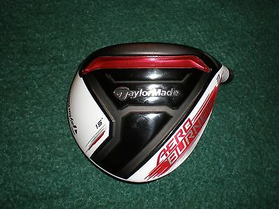 """Taylormade Aero Burner 3-Wood 15* With Headcover """"head Only"""" .350"""