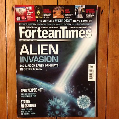 Fortean Times Magazine - July 2011 (Paranormal, Unexplained, UFO's, Ghosts)