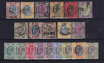 Transvaal #252//280 mint & used. The cat value is $282.35