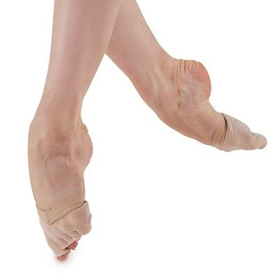 Nude Bloch Soleil foot glove - 662 - all sizes - ballet, lycrical dance