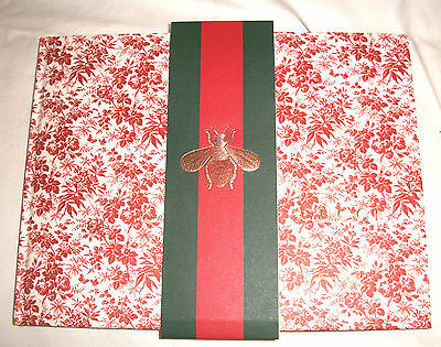 New GUCCI Luxurious Gift  Authentic Classic Gift Catalogue2015
