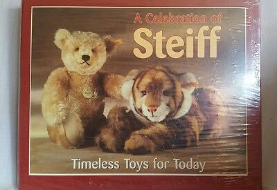 A Celebration of Steiff - Timeless Toys for Today Book New Sealed