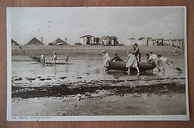 The Beach, Goring By Sea, Sussex