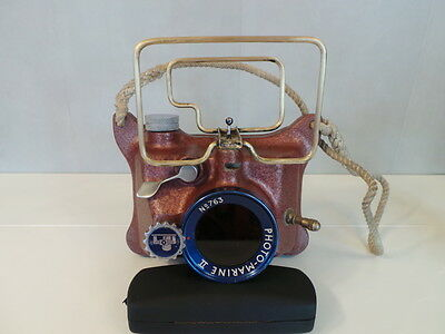 Leica R.g Lewis Photo Marine Ii Under Water Housing For Leica Iiif/iif/iiic/iic