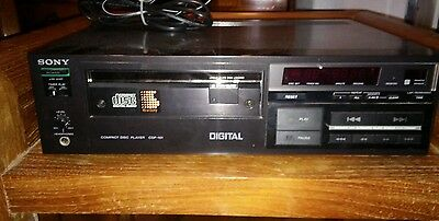 compact disc player cdp 101
