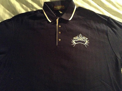 Bob Dylan Golf Shirt -Never Worn, Never Washed  Like New XXL