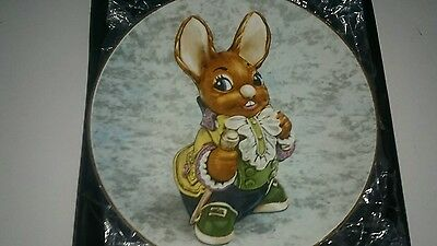 Pendelfin Father collectors plate