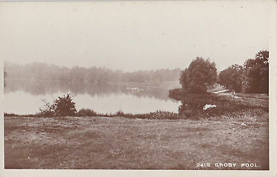 Groby Pool Nr Anstey Glenfield Leicester Rp C1908