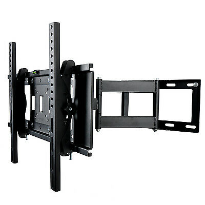 Support mural tv lcd led pivotant inclinable VESA 30 32 35 38 40 42 46 52 55 60