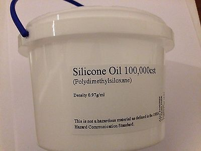 Silicone Oil 100,000 100000 Cst 400ml Viscous Coupling Silikonol T4 Syncro