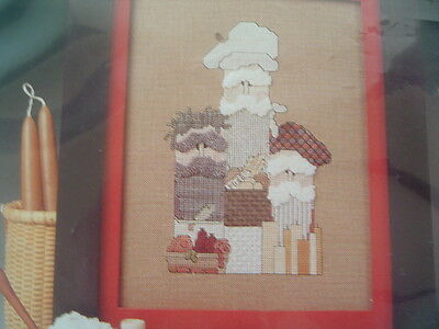 Holiday Sparrow Designs -Butch Bake & Make -Cross Stitch