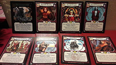 Legend of the five rings CCG - Scorpion Personality Collection
