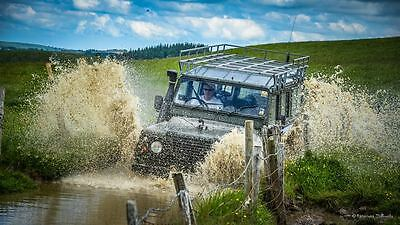 Land Rover Driving Experience with 90 Dirty Adventures