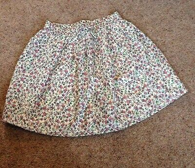 Girls Next Floral Skirt Age 9