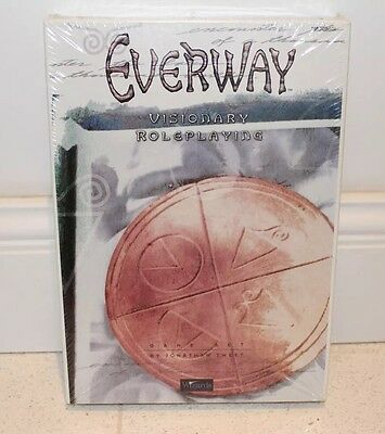 EVERWAY Visionary Roleplaying Game Set by Wizards of the Coast - New in box