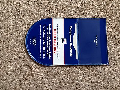 Retro Classic Ford Tax Disc Holder