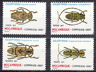 Mozambique 1997 Insects NHM SG1442-5
